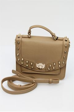 Picture of BAG BLUGIRL BY BLUMARINE WOMAN 218003 BEIGE