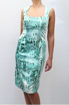 Picture of DRESS JUST CAVALLI WOMAN CT0028N35248 FANTASIA