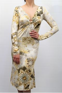Picture of DRESS CLASS ROBERTO CAVALLI WOMAN RC15391 FANTASIA