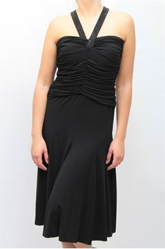 Picture of DRESS ARMANI COLLEZIONI WOMAN AM54AJ AM84J NERO
