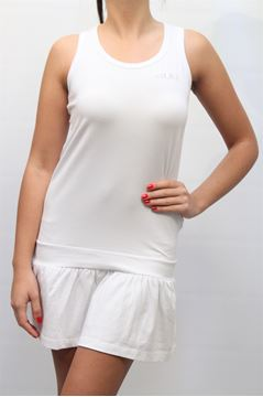 Picture of DRESS PACIOTTI 4US WOMAN PU5211 BIANCO