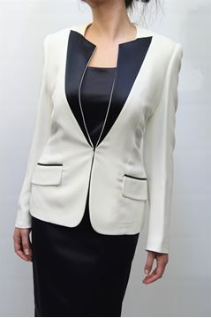 Picture of JACKET MATTIOLO WOMAN 40.820224 BIANCO