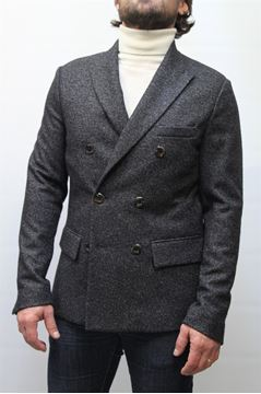 Picture of JACKET PAOLO PECORA MAN PUW11209F20 GRIGIO
