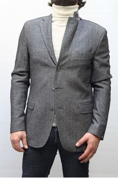 Picture of JACKET PAOLONI MAN 111G477X3201 GRIGIO