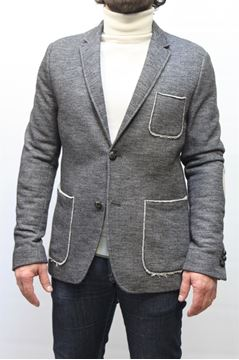 Picture of JACKET PAOLO PECORA MAN PUW11268F200 GRIGIO