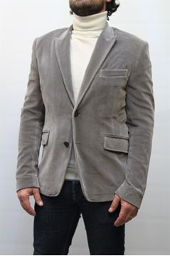 Picture of JACKET PAOLO PECORA MAN PUW12231F31 GRIGIO