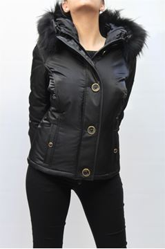 Picture of JACKET REFRIGIWEAR WOMAN ICE SHEET 10 NERO