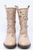Picture of SHOES TWIN-SET WOMAN CPS4DA BEIGE