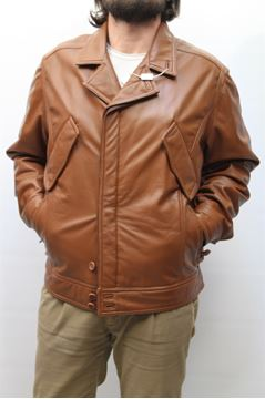 Picture of WINTER JACKET PANCALDI MAN 3AM0100P1429 CAMMELLO