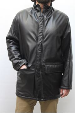 Picture of WINTER JACKET PANCALDI MAN 3AH0900 NERO