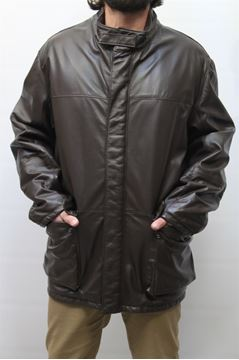 Picture of WINTER JACKET PANCALDI MAN 3AM0600P1429 MARRONE