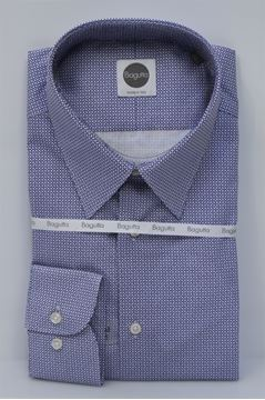 Picture of SHIRT BAGUTTA MAN B159L 02325 FANTASIA