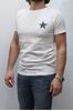 Picture of T-SHIRT MACCHIA J. MAN MJ STAR BIANCO
