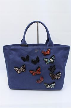 Picture of BAG PINKO WOMAN QUEEN 008 BLU