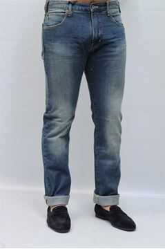 Picture of JEANS ARMANI JEANS MAN V6J45 7C BLU P 2014