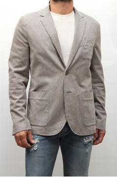 Picture of JACKET PAOLO PECORA MAN PUW13324F31 GRIGIO