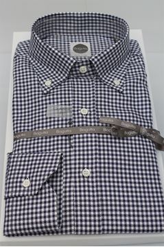 Picture of SHIRT BAGUTTA MAN AA140L 02008 QUADRI