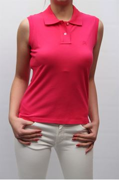 Picture of POLO AQUASCUTUM WOMAN JRSL/20 49 FUXIA