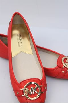 Picture of SHOES MICHAEL KORS WOMAN FUFR1L ARANCIO