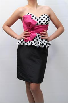 Picture of DRESS GLAMOUR WOMAN PR6107ST POIS