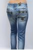 Picture of JEANS ROY ROGER'S WOMAN ROWENA 2010 BLU