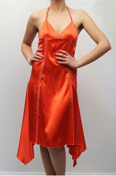 Picture of DRESS RICHMOND WOMAN 54020 1003 ARANCIONE