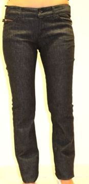 Picture of JEANS ARMANI JEANS WOMAN N5J27 1S NERO