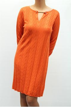 Picture of DRESS MISSONI WOMAN FDA9A5B0 ARANCIONE