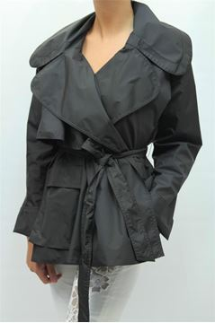 Picture of JACKET AQUASCUTUM WOMAN CTSL/66 59 NERO