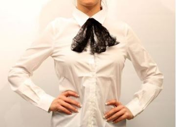 Picture of SHIRT MOSCHINO WOMAN WC99400S2220 BIANCO