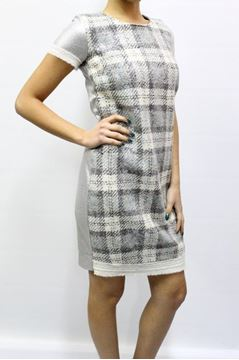 Picture of DRESS BLUGIRL WOMAN 31M AB28 GRIGIO