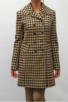 Picture of COAT TWIN-SET WOMEN T2A4YR BICOLORE