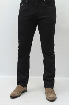 Picture of PANTS HENRY COTTON'S MAN 12484 NERO
