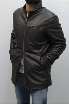 Picture of COAT ARMANI COLLEZIONENI MAN PCG02P PCP01 MARRONE