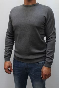 Picture of PULLOVER HUGO BOSS MAN BAKER-D GRIGIO
