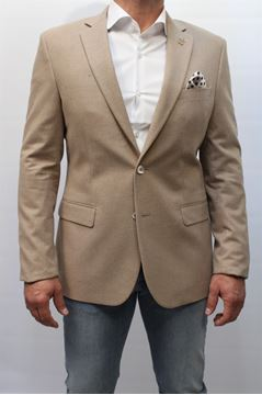 Picture of JACKET PAOLONI MAN 1710G727 BEIGE