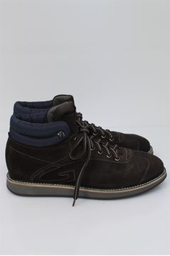 Picture of SHOES GUARDIANI MAN SU69411B MARRONE
