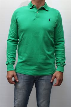 Picture of POLO RALPH LAUREN MAN 312KF401 VERDE