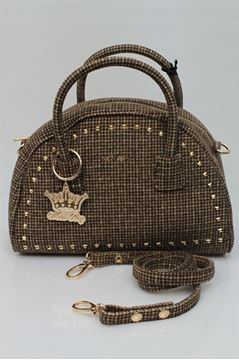 Picture of BAG MIA BAG WOMAN 14402 MARRONE