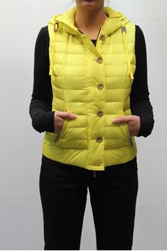 Picture of VEST UPTOBE WOMAN TRIBECA* GIALLO