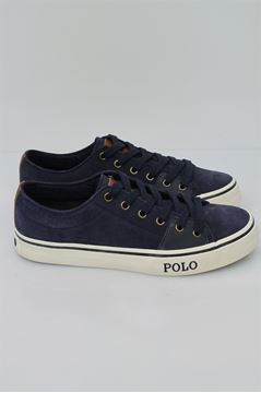 Picture of SHOES RALPH LAUREN MAN CANTOR LOW BLU