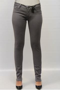 Picture of JEANS ROY ROGER'S WOMAN AGATY GRIGIO