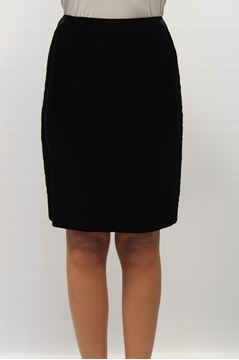 Picture of SKIRT BLUMARINE WOMAN 7457 NERO