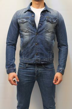 Picture of JACKET DIESEL MAN 00SG3V 0839C BLU