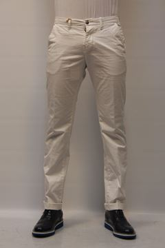 Picture of JEANS UNIFORM MAN CHARLIE 600 BIANCO