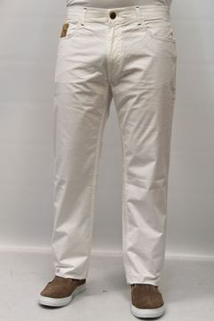 Picture of JEANS ALVIERO MARTINI MAN AJ03000CO081 BIANCO