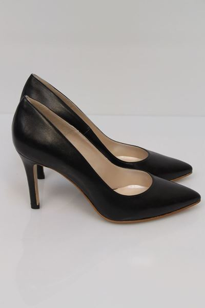 Picture of SHOES WOMAN FRIDA F005 NERO