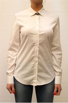 Picture of SHIRT AQUASCUTUM WOMAN B080006090 BIANCO