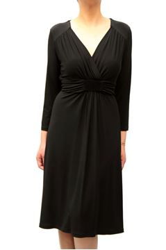 Picture of DRESS MARTA PALMIERI WOMAN E647AH NERO