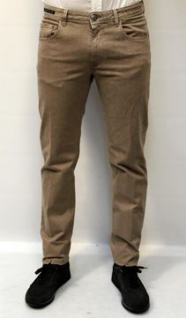 Picture of PANTS TORINO PT05 MAN D6ET NT15 BEIGE